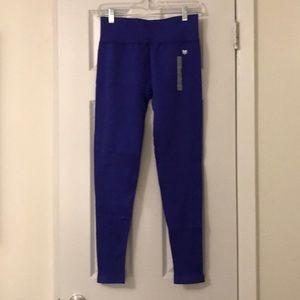 Forever 21 Bluish Violet Seamless Leggings